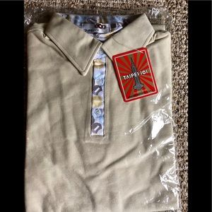 Brand new Polo shirt by Tapai 101 size 3 large
